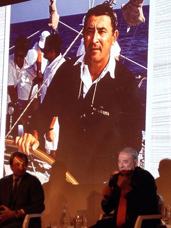 Vittorio Moretti velista | ©Sandra Longinotti