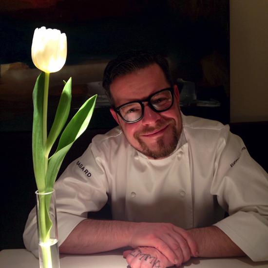 Eugenio Boer__ristorante Essenza   ©Sandra Longinotti