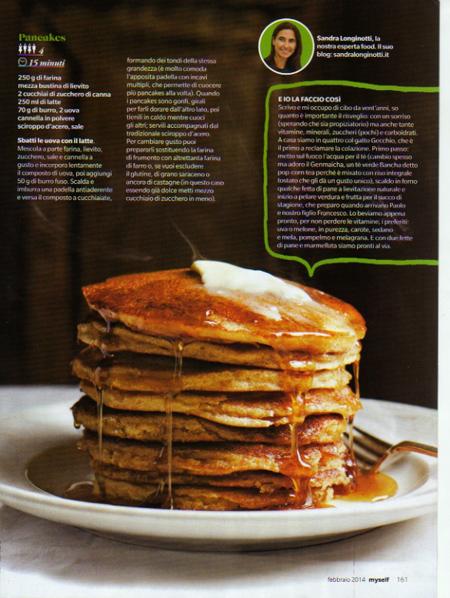myself n26 febbraio 2014 il mio servizio sulla colazione, pure la mia
