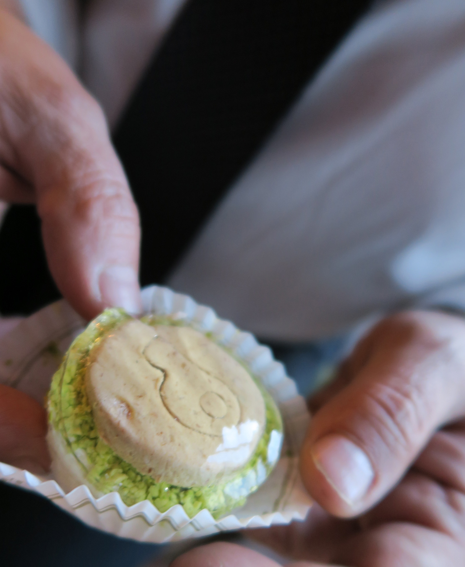 Tartina al paté, di Peck | ©foto Sandra Longinotti