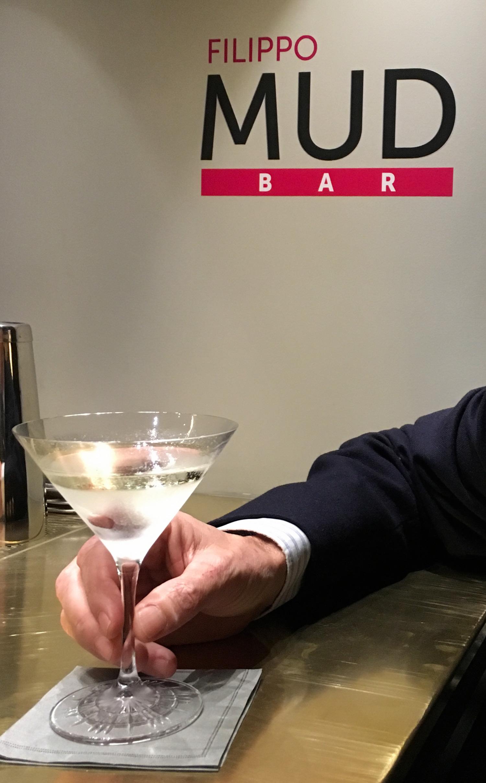 MUD, il bar del Ristorante Filippo   ©foto Sandra Longinotti