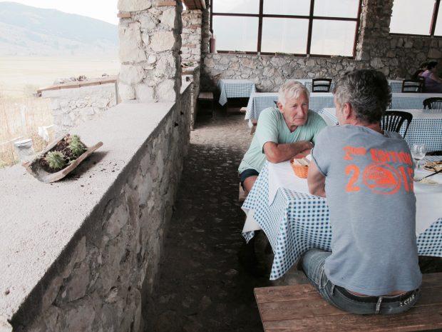Incontri all'Agriturismo La Tracena | ©foto Antonietta Pasqualino di Marneo
