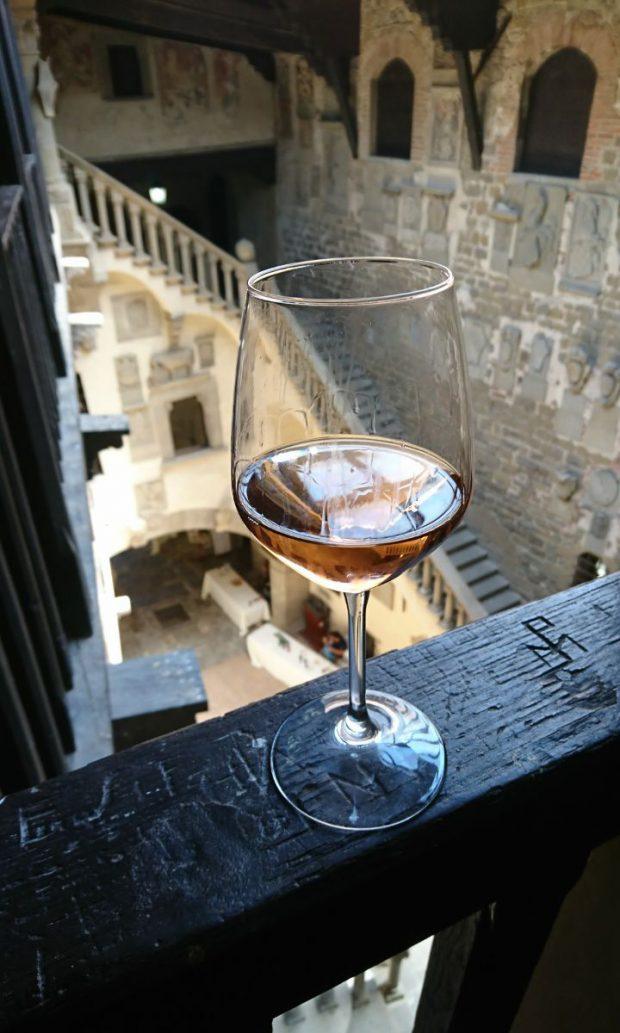 Wine Tasting al Castello di Poppi | ©foto Strutturafine