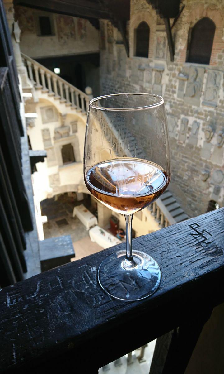 Wine Tasting al Castello di Poppi   ©foto Strutturafine
