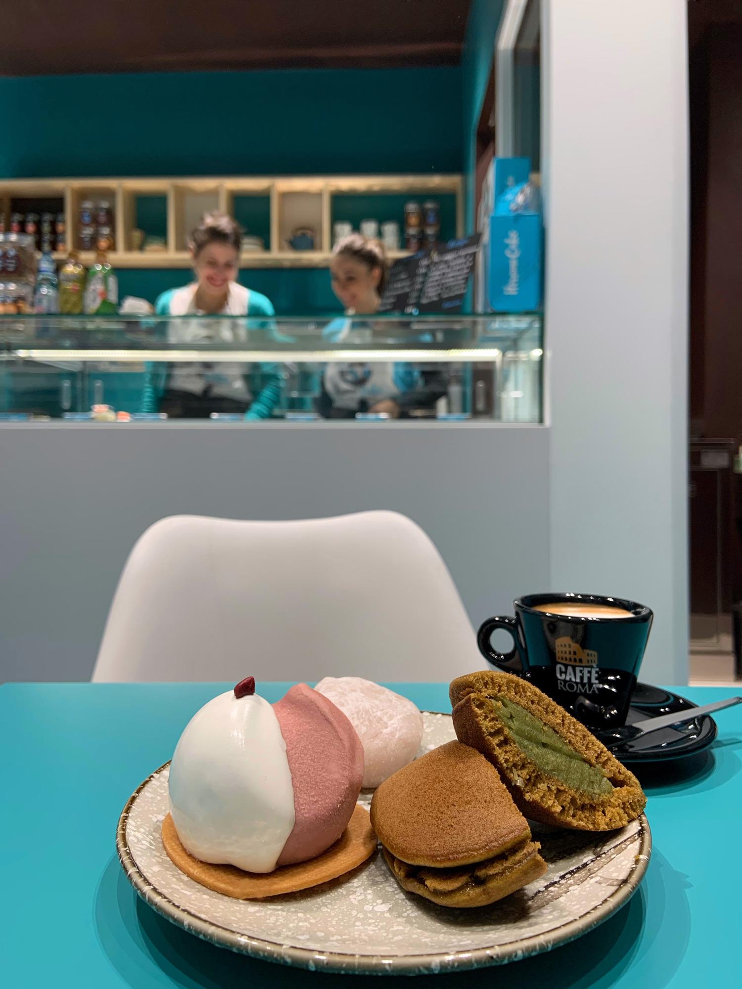 Dolcetti della pasticceria giapponese Hiromi Cake di Milano | ©foto Sandra Longinotti