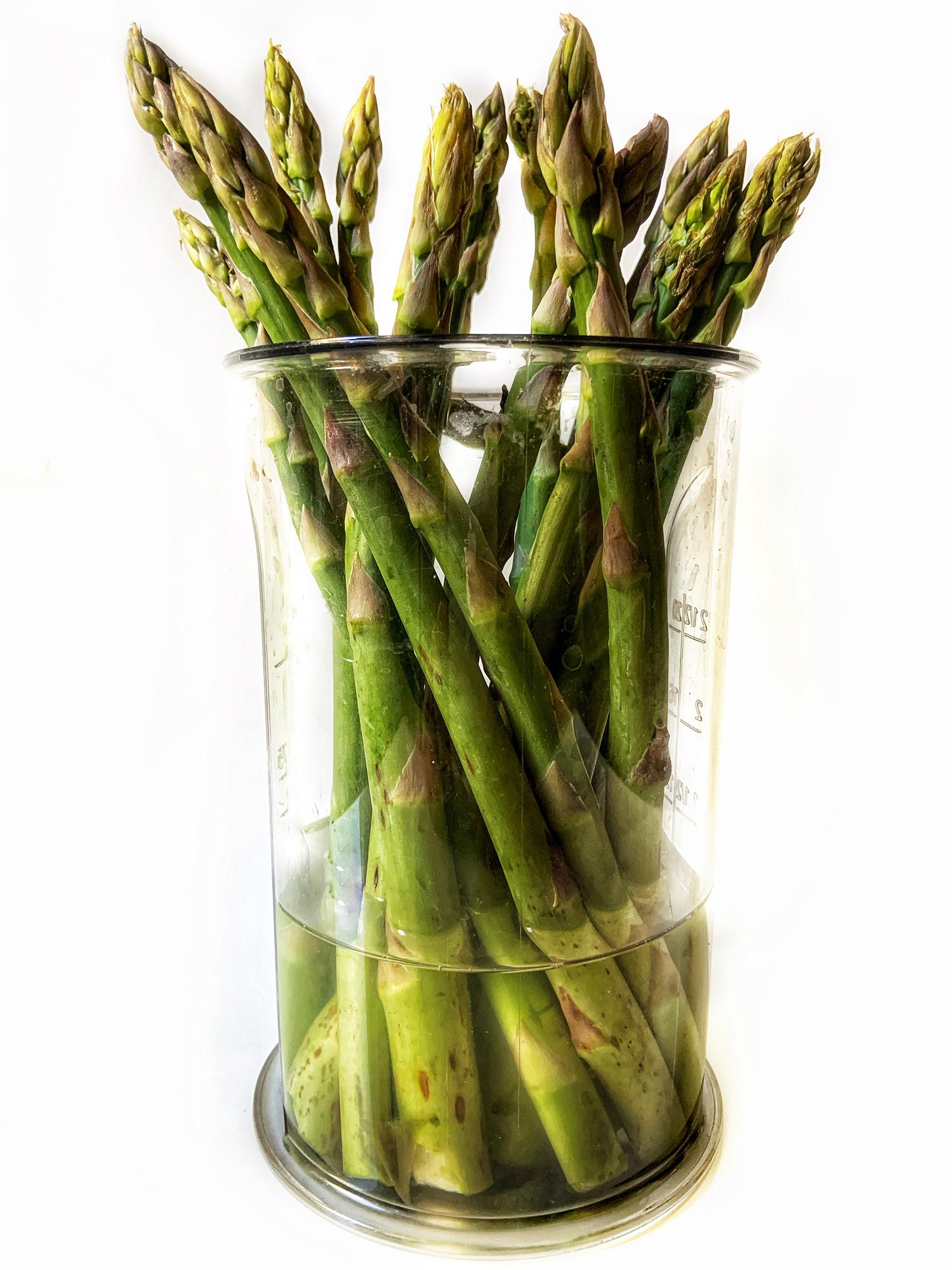Come conservare gli Asparagi senza metterli in frigo   ©foto Sandra Longinotti